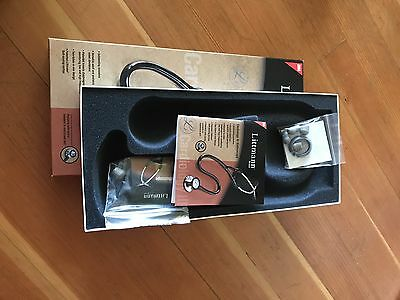 3M Littmann Cardiology III Stethoscope NEEDS NEW TUBING