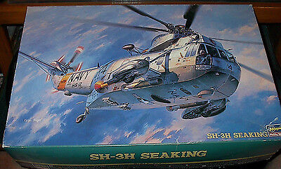1/48 Hasegawa Sikorsky Sh-3H Seaking Helicopter   Parts Still Sealed
