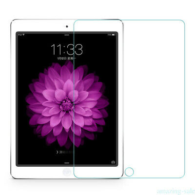 "For New iPad Pro 12.9"" Mini 4 2017 HD Clear Tempered Glass Screen Protector NT3"