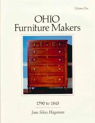 Regional Ohio Antique Furniture 1790 Up Nice Examples