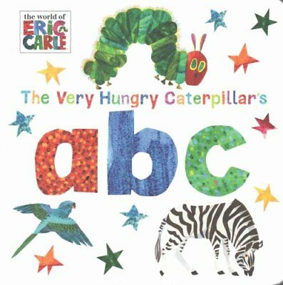 The Very Hungry Caterpillar's ABC by Eric Carle 9780141361673 (Board book, 2015)