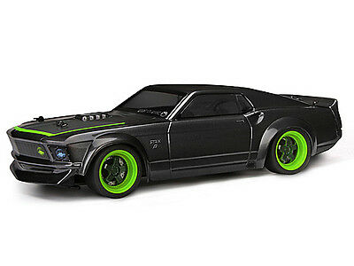 New! 113081 HPI 1969 FORD MUSTANG RTR-x PAINTED BODY (140mm) [Bodyshells]