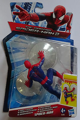 HASBRO® A6285 The Amazing Spider-Man Wandspringer Figur 12cm