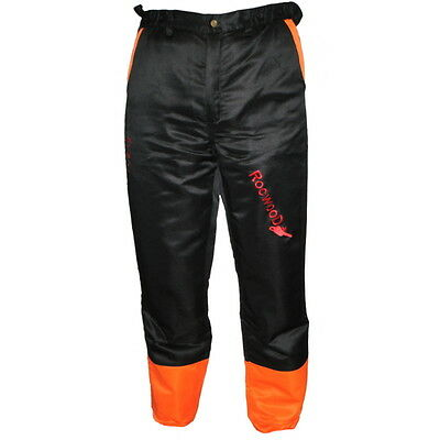 Chainsaw Safety Trousers Ideal For Ryobi Users, All Sizes.
