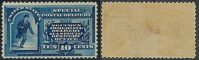 drbobstamps US Scott #E1 LH XF Mint Stamp Cat $550