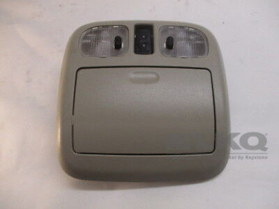 06 07 08 09 Ford Fusion Mercury Milan Overhead Roof Console w/Sunroof OEM LKQ