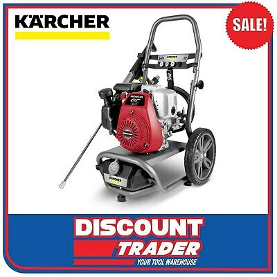Karcher Petrol Honda Engine High Pressure Washer G 3050 OH 3000 PSI 1.107-182.0