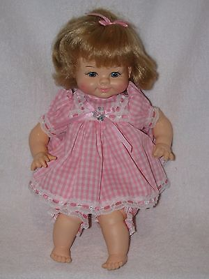 "15"" Vinyl/Cloth Horsman Doll 1968"