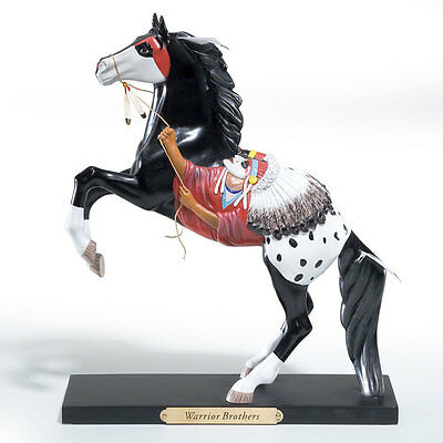 """Trail of Painted Ponies """"Warrior Brothers"""" 1E"""