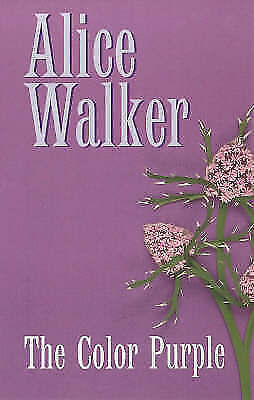 THE COLOR PURPLE by Alice Walker (Paperback) - £2.88 | PicClick UK