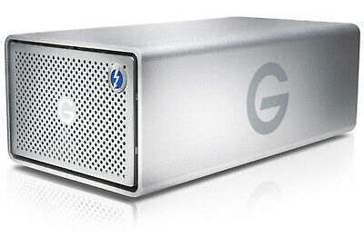 G-Technology G-RAID 20TB Dual Drive System with Thunderbolt 3