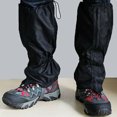 New Waterproof Walking Gators Boot Hiking Climbing Leggings Trekking Gaiters