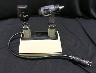 Welch Allyn Otoscope & Ophthalmoscope with Charger (8457-2AJJ)