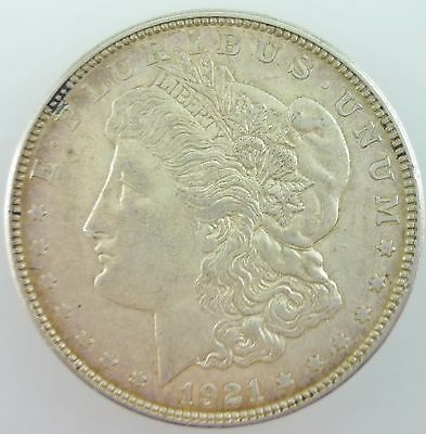 1921 D Morgan Silver Dollar U.S. Coin  ~4624~