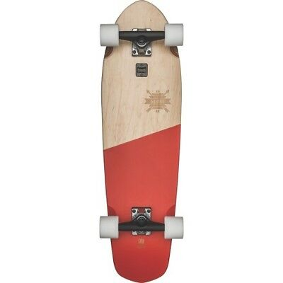Globe Big Blazer Unisex Board Skateboard - Blazing Red One Size