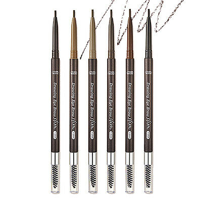 [ETUDE HOUSE] Drawing Slim Eyebrow 1.5mm 6 Color 0.05g - Best Korea Cosmetic
