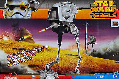 HASBRO® A8816 Star Wars® Rebels™ AT-DP™ Firing Missile Launcher