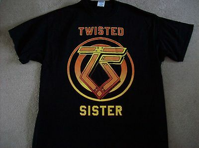 Twisted Sister - You Can't Stop Rock 'n' Roll T Shirt (X Large)