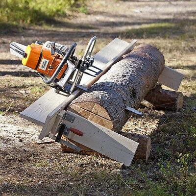 Logosol Timber Mill Lumber Cutter Portable Chainsaw Accessory Sawmill