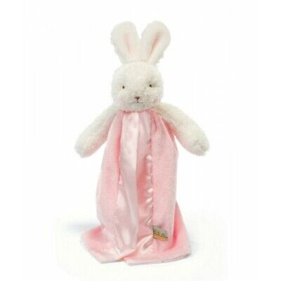 "Baby Comforter PINK Bunny Bye Bye Buddy 11""/28cm By Bunnies by the Bay N"