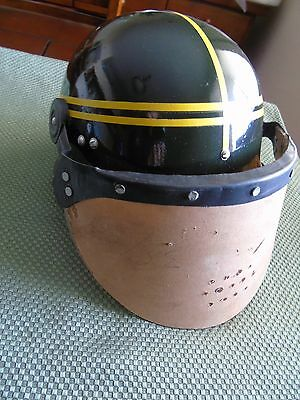 Surplus New Military/police Riot Helmet With Full Face Shield