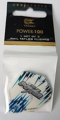 Target Phil Taylor The Power Dartflights In Verschienen Variationen Neu