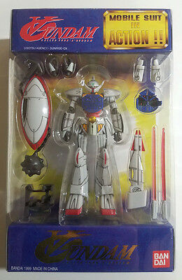 Turn A Gundam - MSIA Action Figure Model Toy - OPENED
