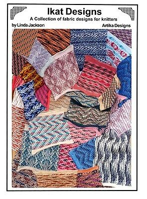 Machine Knitting Stitch Patterns: Artika Ikat Designs Collection