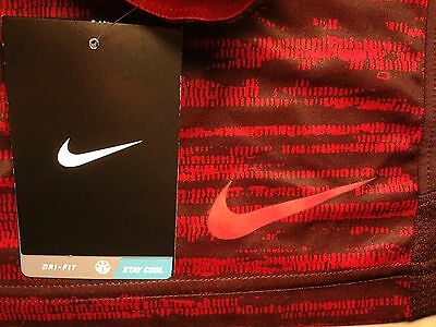 NWT Mens Nike Dri Fit Drawstring Athletic Workout Shorts Size Extra Large (XL)