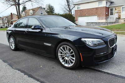 2013 BMW 7-Series 750i xDrive 2013 BMW 750i xDrive- Loaded with Warranty