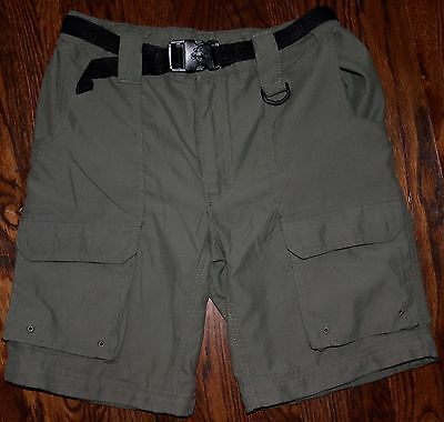 Boy Scouts Of America Switchback Cargo Shorts Youth Large