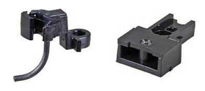 #1 Scale Coupler Conversion for LGB 2-Axle Cars - Kadee #1833 vmf121
