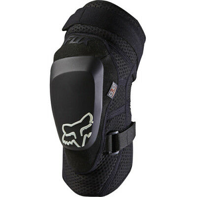 Fox Mtb Launch Pro D3o Mens Body Armour Knee Pads - Black All Sizes