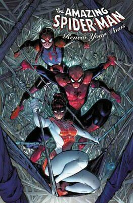 Amazing Spider-man: Renew Your Vows Vol. 1: Brawl In The Family 9781302905804
