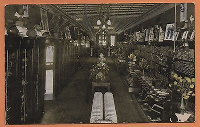 IN Indiana Marion Price Clothing Co. Department Store Grant County Postcard