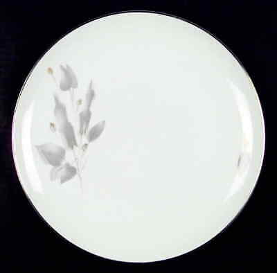 Royal Bayreuth GRAY LEAVES Dinner Plate S621151G2