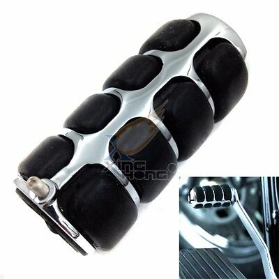 Shifter Peg Brake Lever Cover Pedal Pad For Kawasaki Vulcan 1500 1700 2000 900