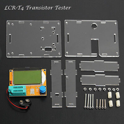 LCR-T4 Mega328 Meter MOS And Case Diode Triode Capacitance Transistor Tester