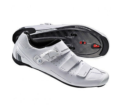 Shimano RP9 - Road SPD SL Cycling Shoes - White