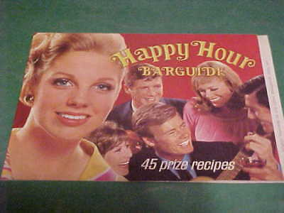'68 Southern Comfort Whiskey Barguide Happy Hour Drinks
