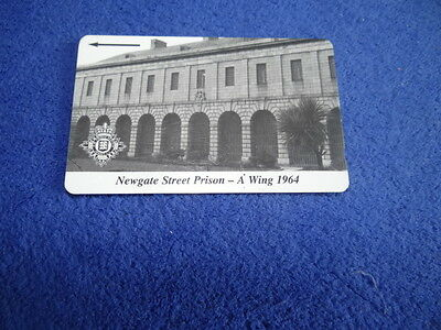Jersey Telecoms Jersey Prisons Newgate Street Prison-A Wing Phonecard