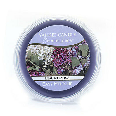 (6) Yankee Candle Scenterpiece Easy MeltCups LILAC BLOSSOMS
