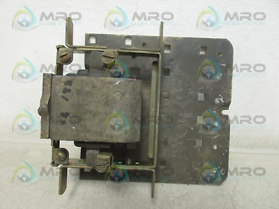 Reliance Electric 447-980523 Control Relay *used*