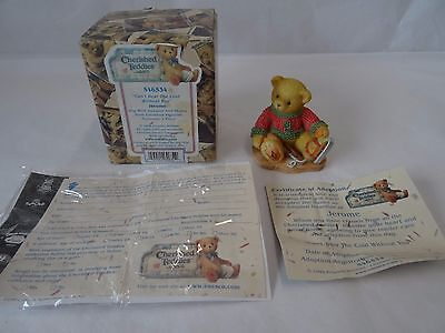 """Cherished Teddies """"Can't Bear the Cold Without You"""" Jerome"""