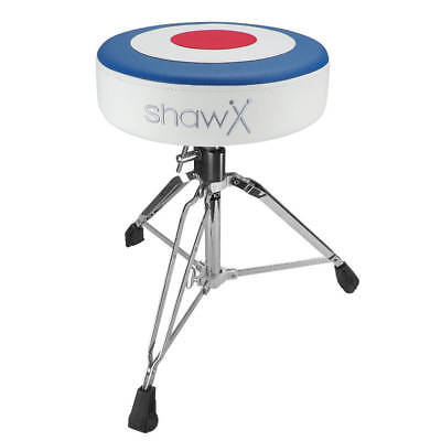 Shaw SHS17 Round Target Drum Throne (NEW)
