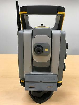 """Trimble S7 Robotic Total Station with VISION 2"""" Accuracy"""