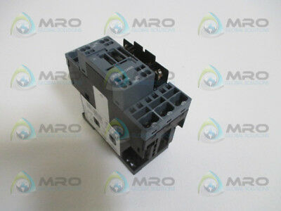 Siemens 3Rt2026-2Ak60 Contactor (As Pictured) *used*