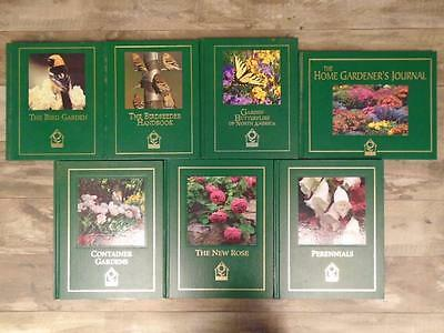 19 The Gardener's Atlas ~ Rose Container Gardens Hardcover Lot L453