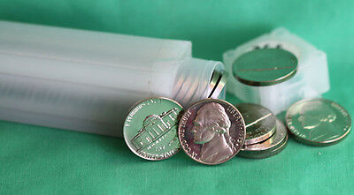 Proof Roll of 1975 S Jefferson Nickels 40 5c Coins from United States Proof Sets
