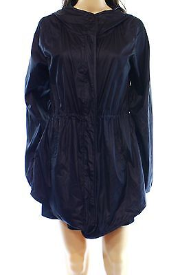 Champion NEW Black Lightweight Women's Size Small S Hooded Jacket $38 #179